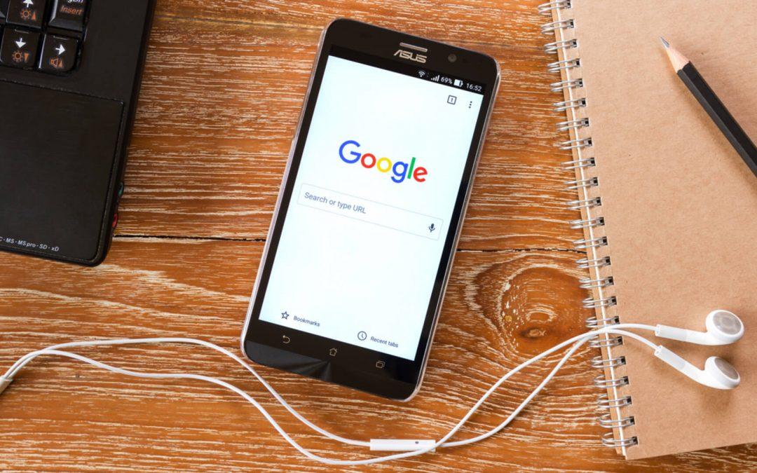 Posizionamento siti web per dispositivi mobile e smartphone